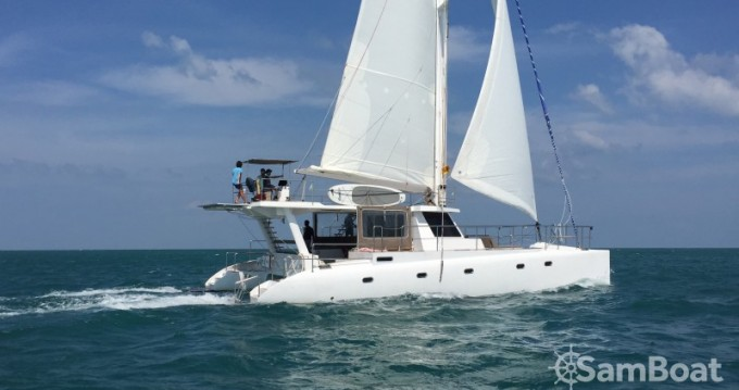 Huur een Catamaran-Jade One off 52' in Galle