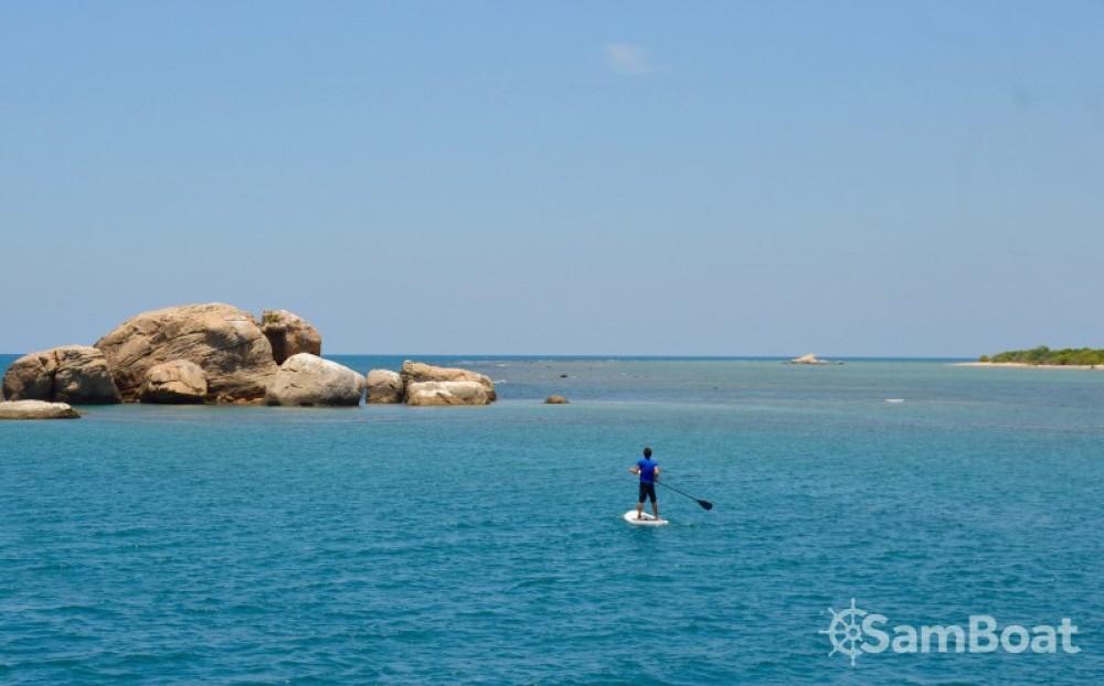Jachthuur in Galle - Catamaran-Jade One off 52' via SamBoat