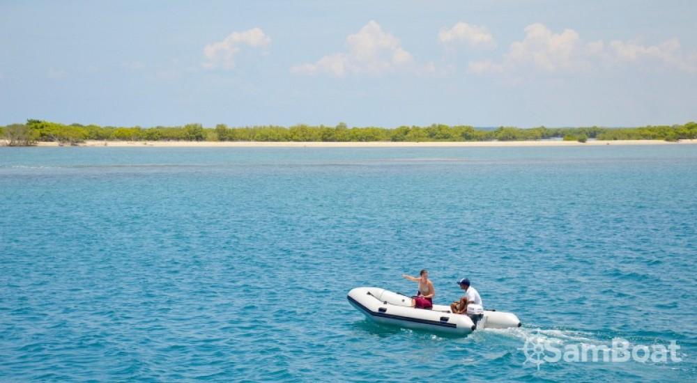 Verhuur Catamaran Catamaran-Jade met vaarbewijs
