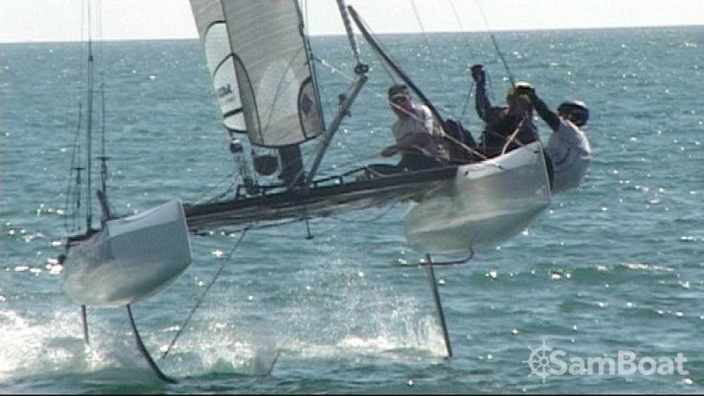 Jachthuur in La Grande-Motte - Nacra Nacra F20 FCS via SamBoat
