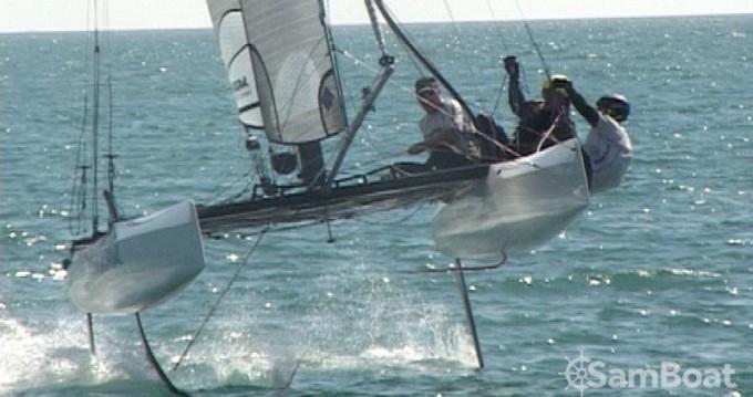 Huur Catamaran met of zonder schipper Nacra in La Grande-Motte