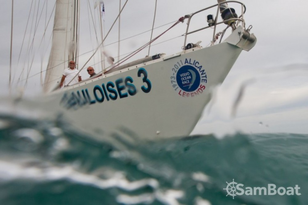 Jachthuur in ولاية المنستير - Pouvreau Gauloises 3 via SamBoat