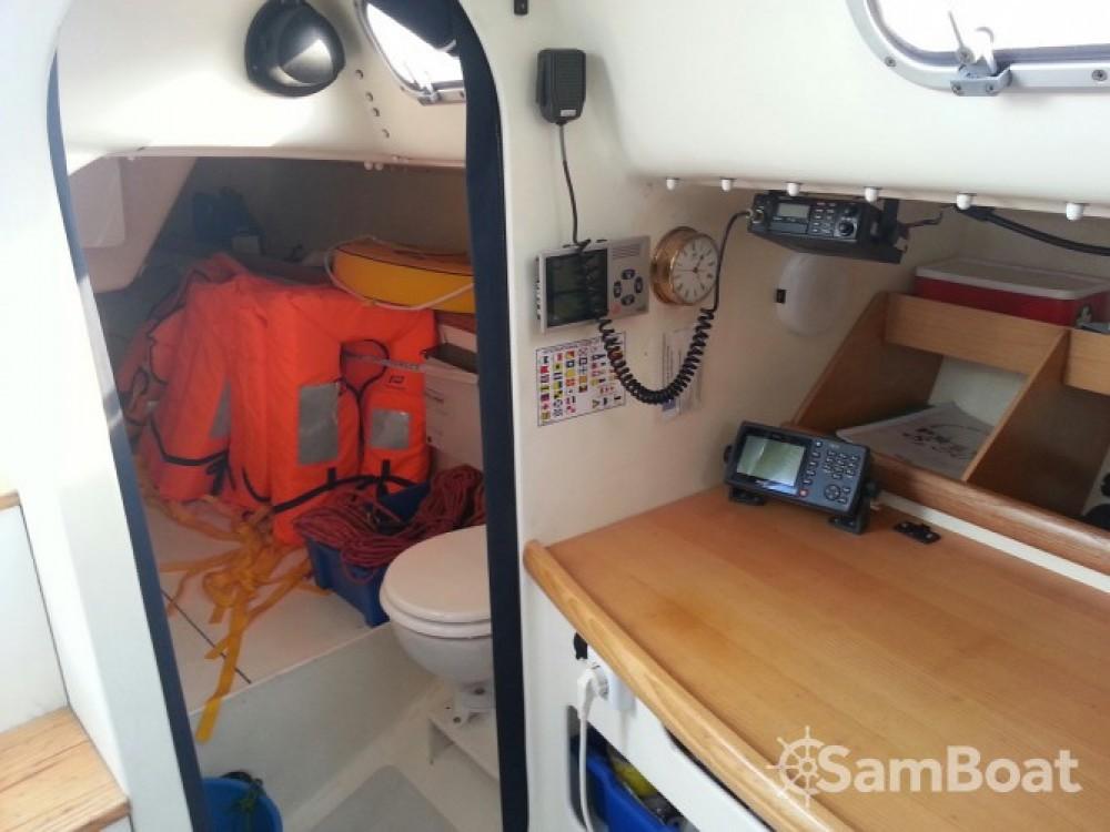 Pogo Structures Pogo 8.50 te huur van particulier of professional in Lorient