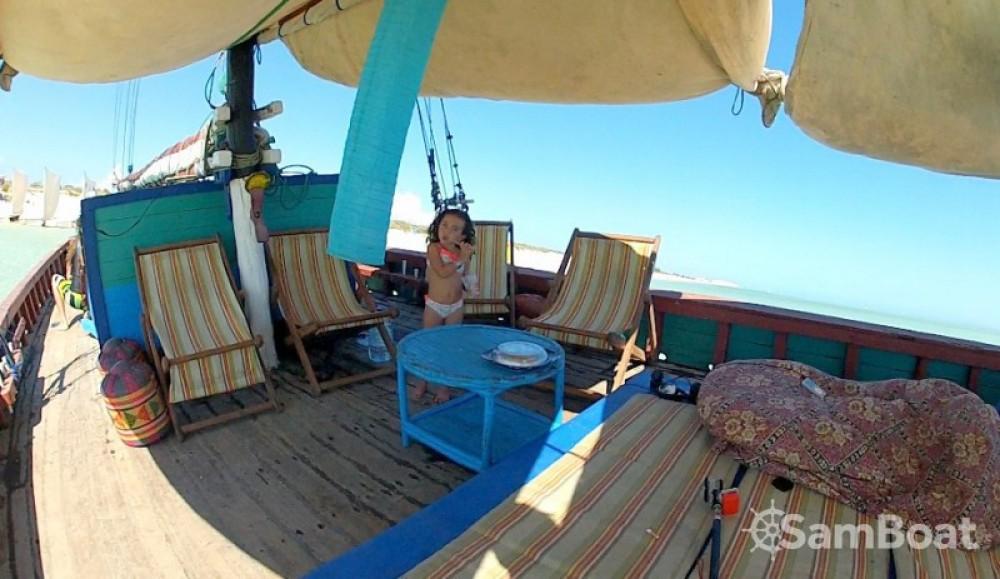 Verhuur Zeilboot in Toliara - Unique Goélette