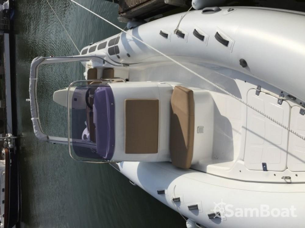 Huur Rubberboot met of zonder schipper Brig in Roses