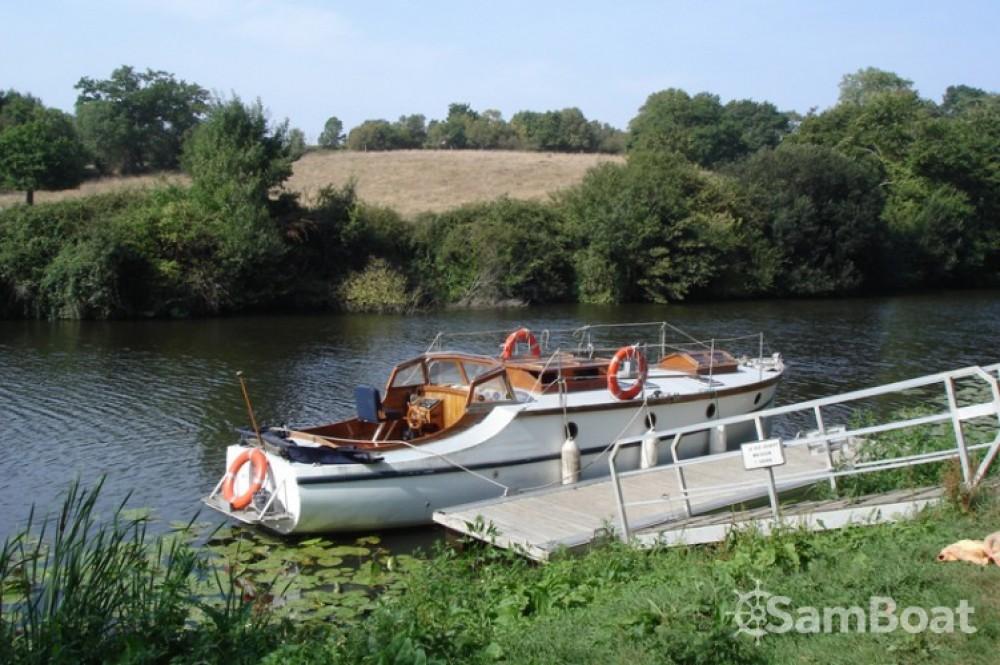 Huur Woonboot met of zonder schipper Fox-And-Sons in Nantes