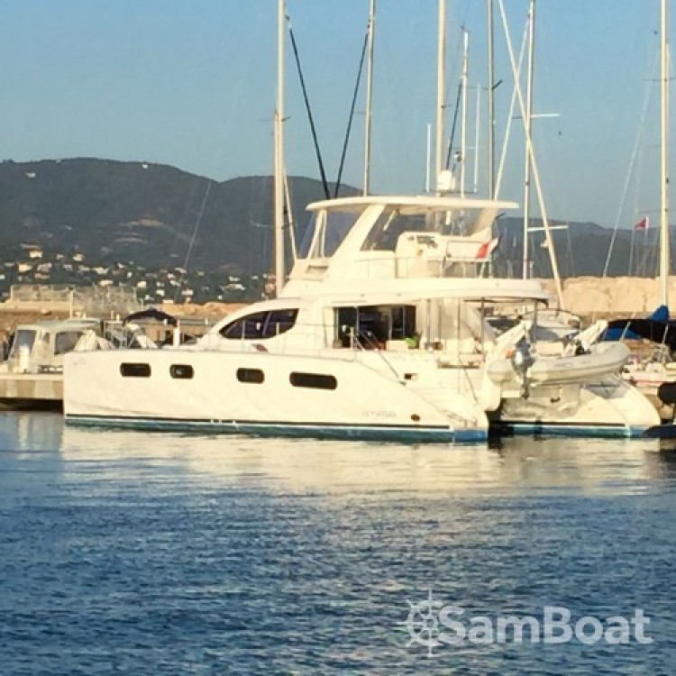 Bootverhuur Robertson and Caine Leopard 47 PC in Bormes-les-Mimosas via SamBoat
