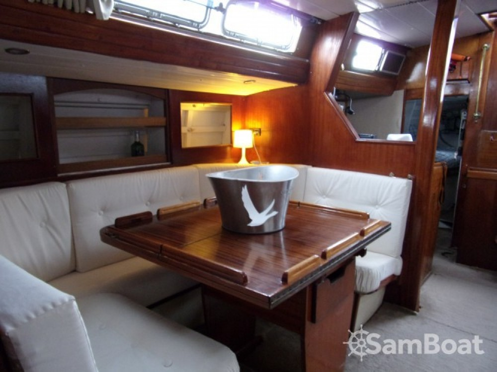 Verhuur Zeilboot in Hyères - Etudes de Carènes Beaufort 16