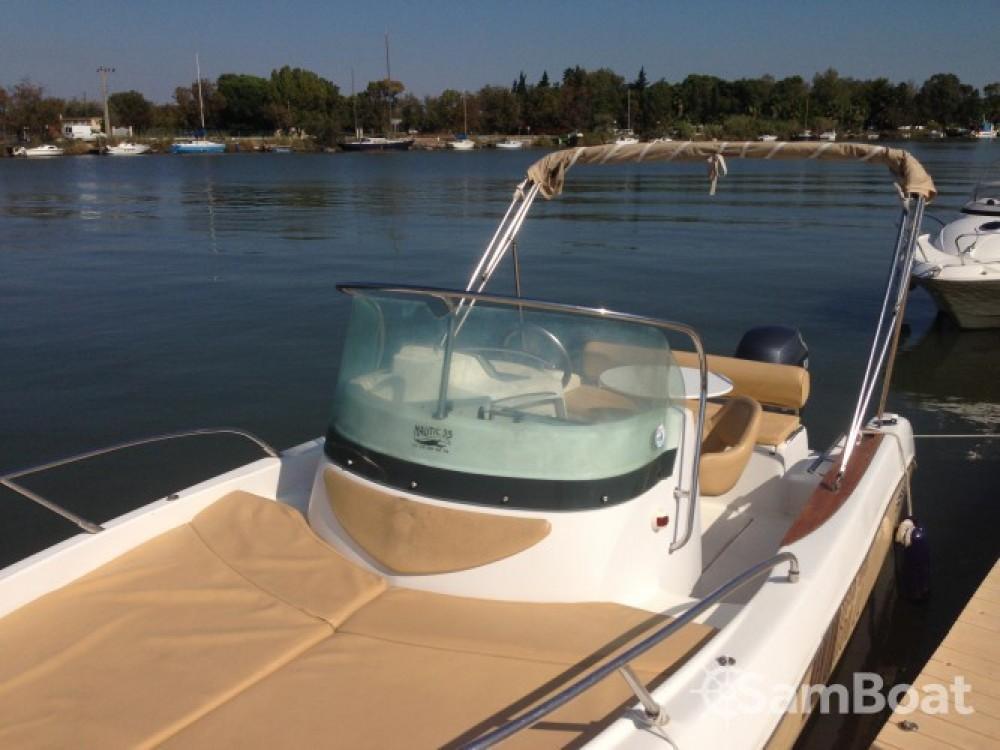 Bootverhuur Sessa Marine Key Largo 22 Deck in Agde via SamBoat