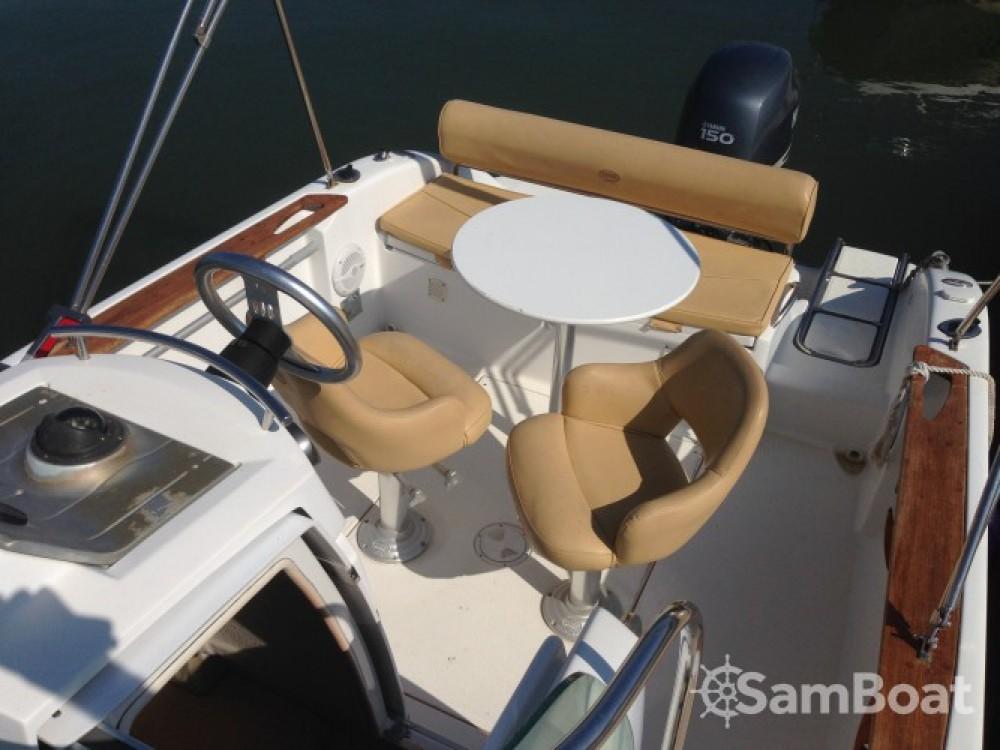 Bootverhuur Agde goedkoop Key Largo 22 Deck