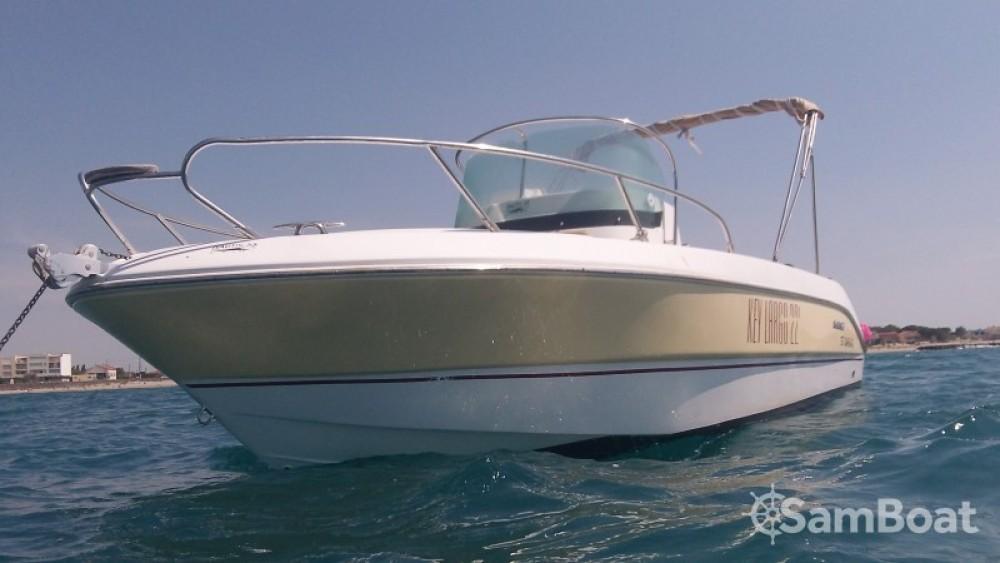 Sessa Marine Key Largo 22 Deck te huur van particulier of professional in Agde