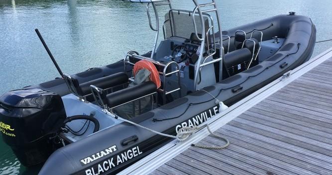 Verhuur Rubberboot in Granville - Valiant Valiant 750 DR