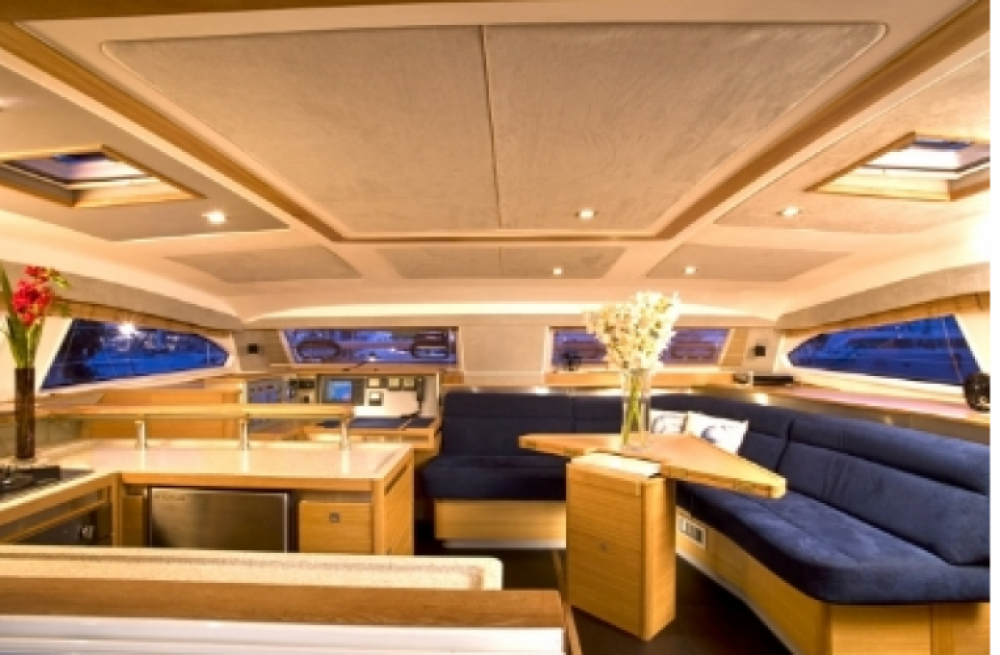 Huur Catamaran met of zonder schipper Catana in Marigot