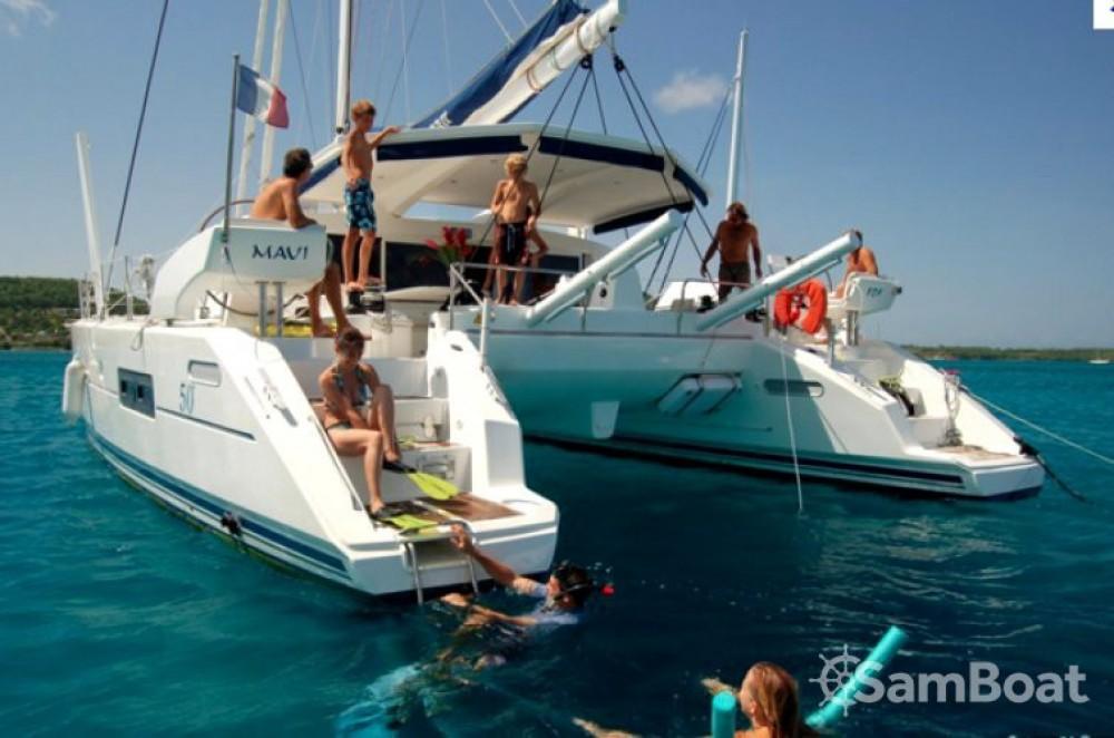 Huur een Catana Catana 50 Ocean Class in Marigot