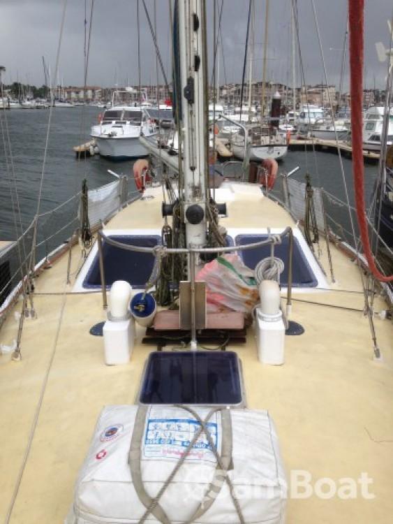 Huur Zeilboot met of zonder schipper Destrier in Capbreton