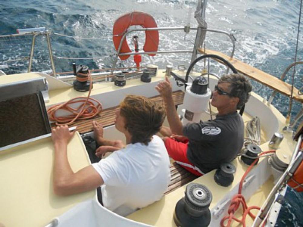 Jachthuur in Capbreton - Destrier sloop via SamBoat