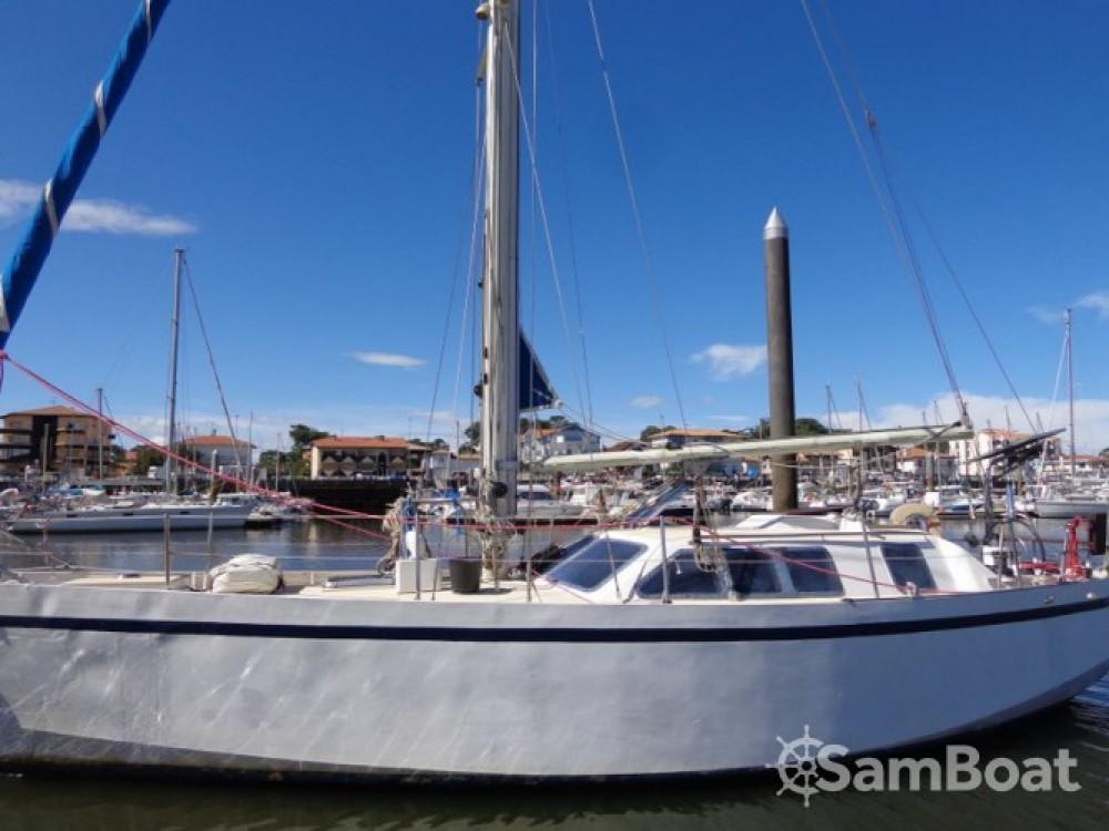 Verhuur Zeilboot Destrier met vaarbewijs