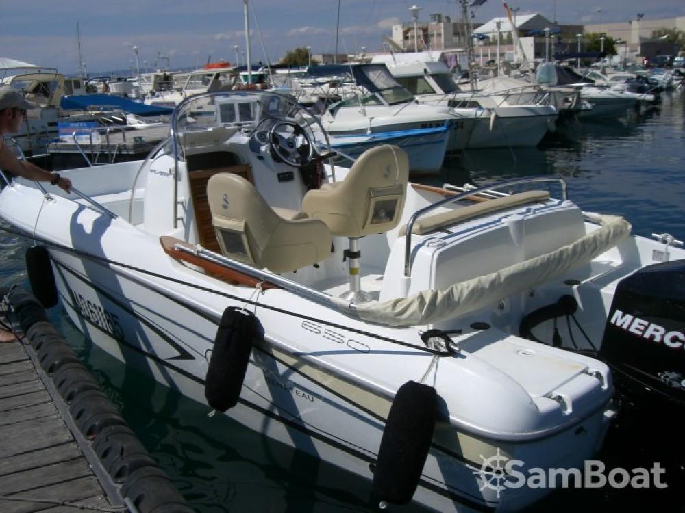 Verhuur Motorboot in Marseille - Bénéteau Flyer 6