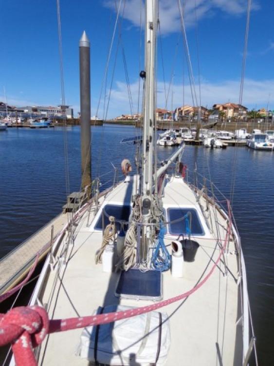 Verhuur Zeilboot in Capbreton - Destrier sloop
