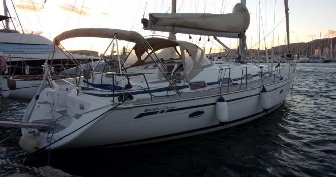 Huur een Bavaria Cruiser 50 in Toulon