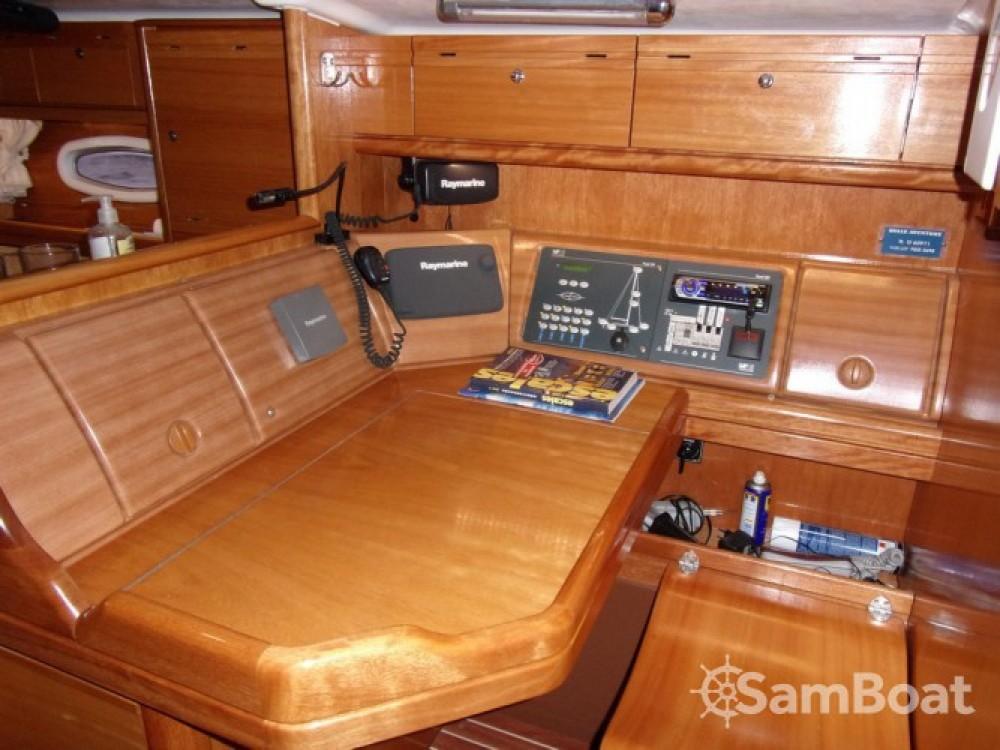 Bootverhuur Bavaria Cruiser 50 in Toulon via SamBoat