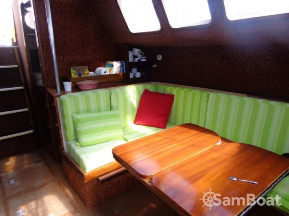 Bootverhuur Destrier sloop in Capbreton via SamBoat