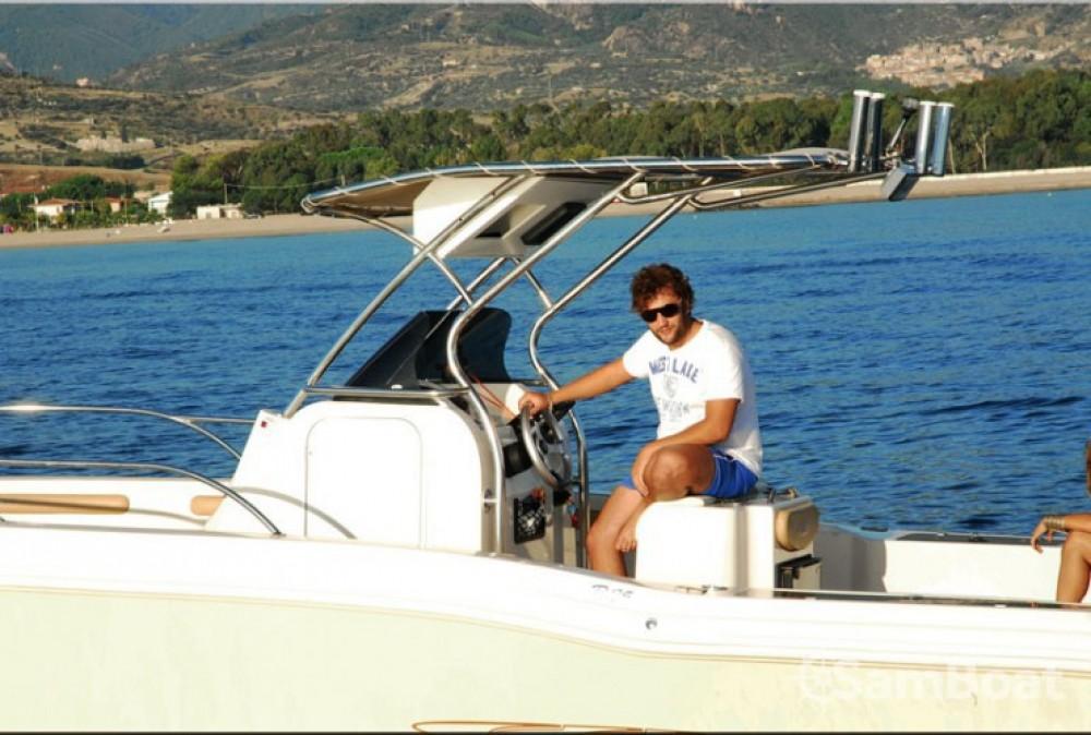Jachthuur in Nice - Ranieri 26 via SamBoat