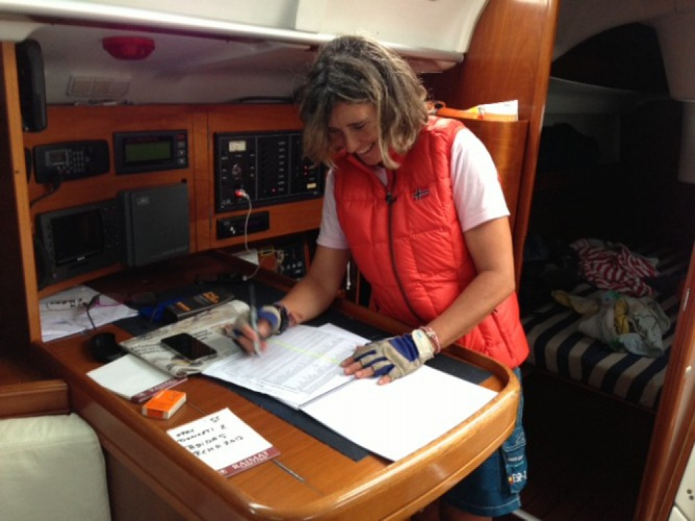 Huur een Bénéteau Oceanis 373 in Hondarribia/Fontarrabie