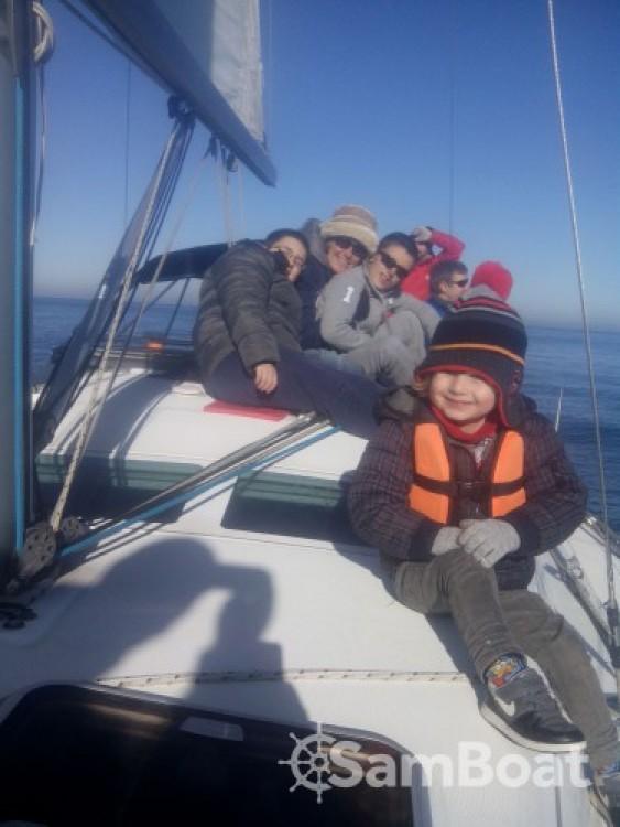 Zeilboot te huur in Hondarribia/Fontarrabie voor de beste prijs