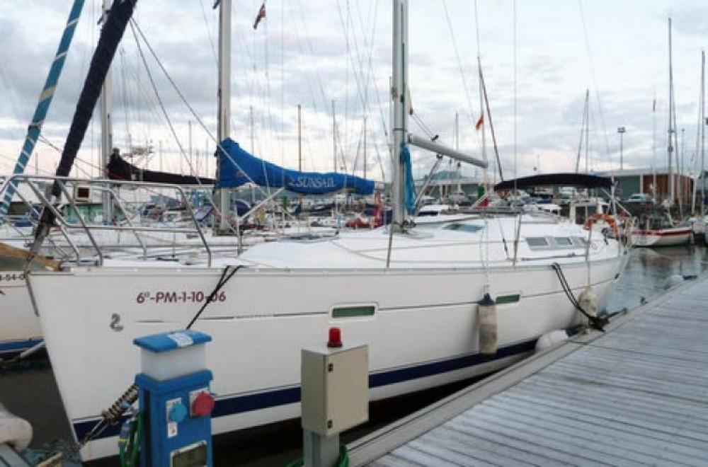 Verhuur Zeilboot in Hondarribia/Fontarrabie - Bénéteau Oceanis 373