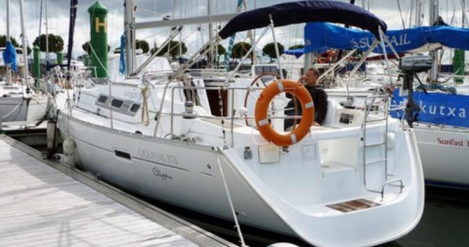 Bootverhuur Bénéteau Oceanis 373 in Hondarribia via SamBoat