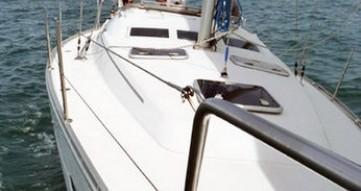 Jachthuur in Hondarribia - Bénéteau Oceanis 373 via SamBoat