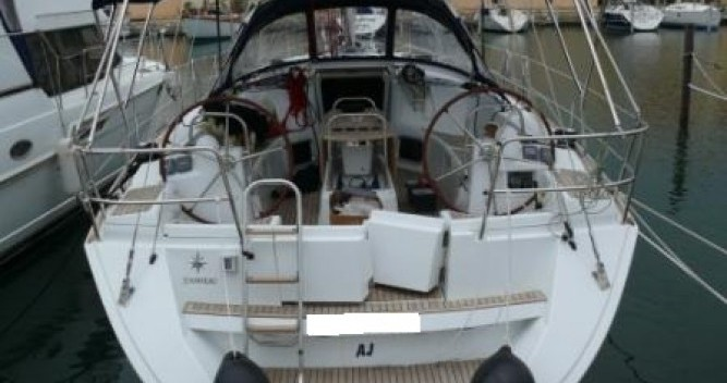 Jachthuur in Saint-Mandrier-sur-Mer - Jeanneau Sun Odyssey 44i Performance via SamBoat