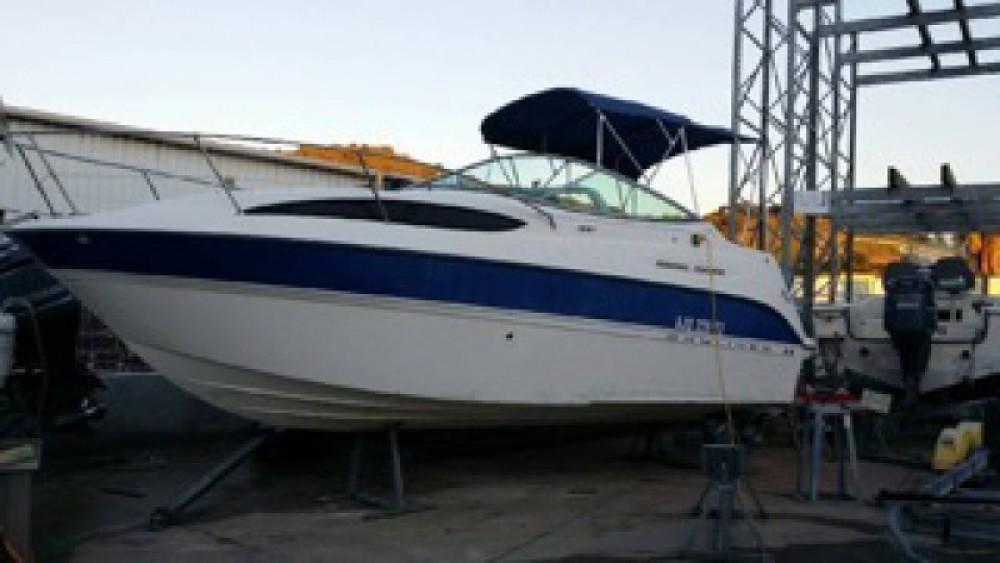 Jachthuur in Menton - Bayliner Bayliner 245 SB via SamBoat
