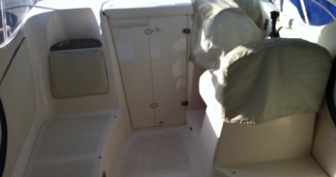 Verhuur Motorboot Mano Marine met vaarbewijs