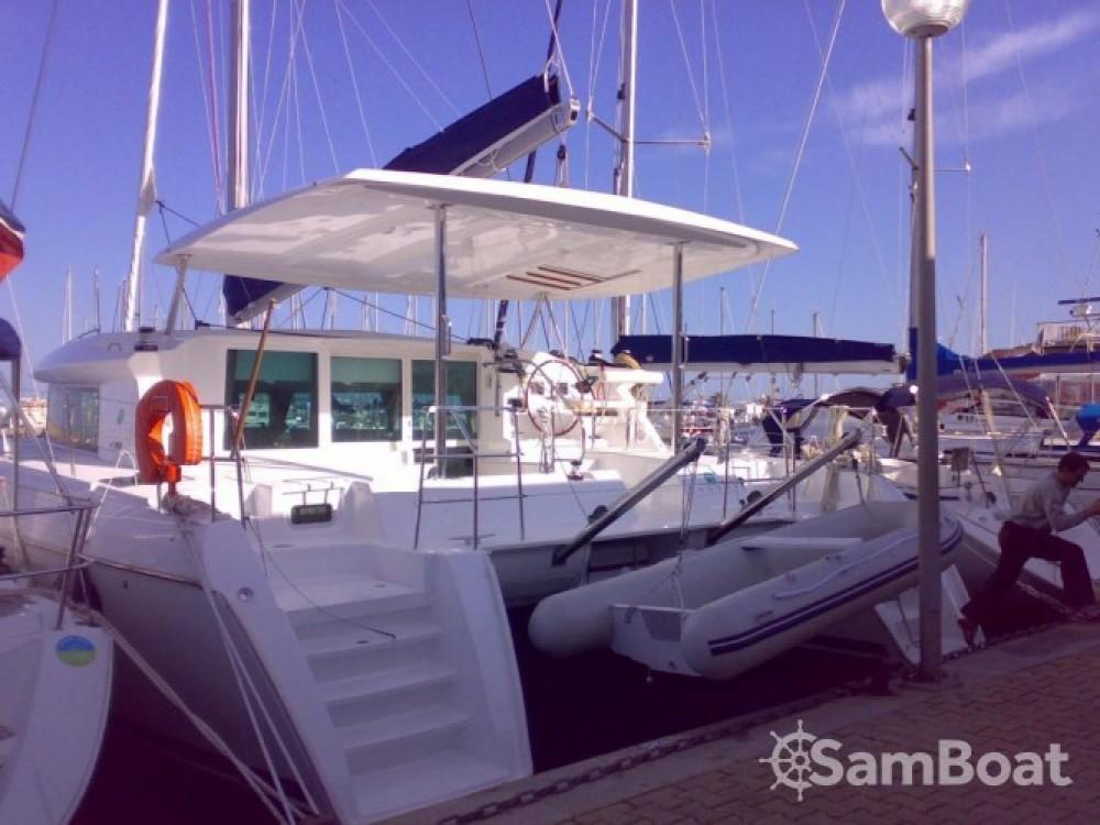 Bootverhuur Lagoon Lagoon 420 in Antibes via SamBoat