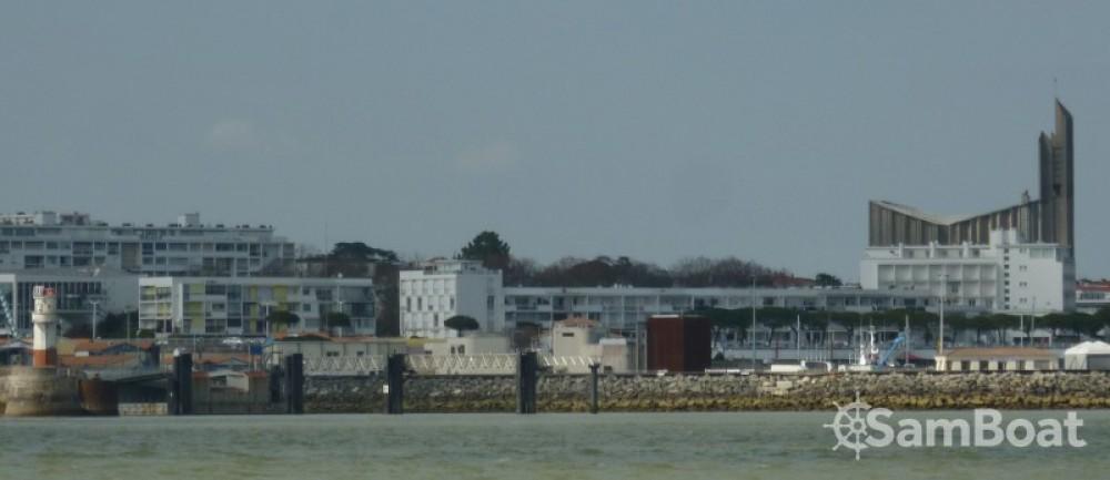 Bénéteau Oceanis 320 te huur van particulier of professional in Royan