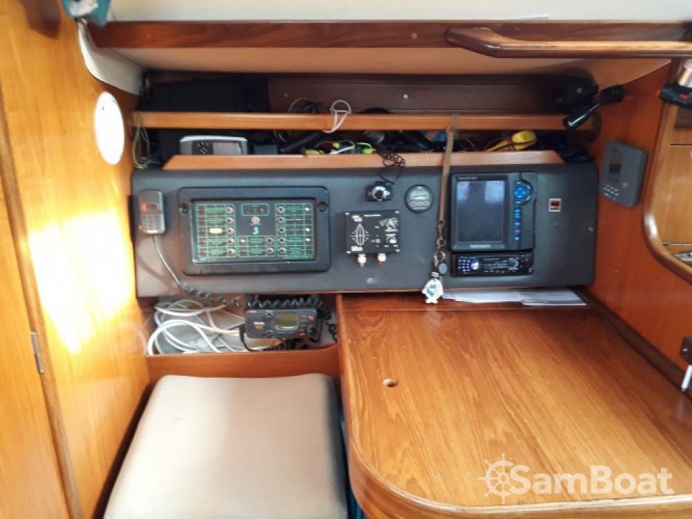Verhuur Zeilboot in Royan - Bénéteau Oceanis 320