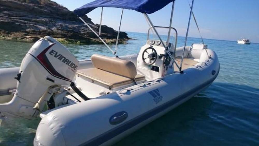 Jachthuur in Saint-Florent - Tiger Sportline 520 via SamBoat
