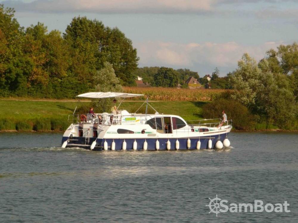 Verhuur Woonboot in Port-d'Envaux - America America 50