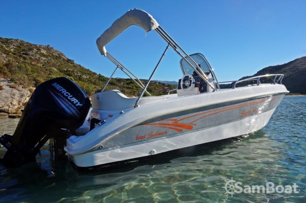 Bootverhuur Saint-Florent goedkoop Syros 190