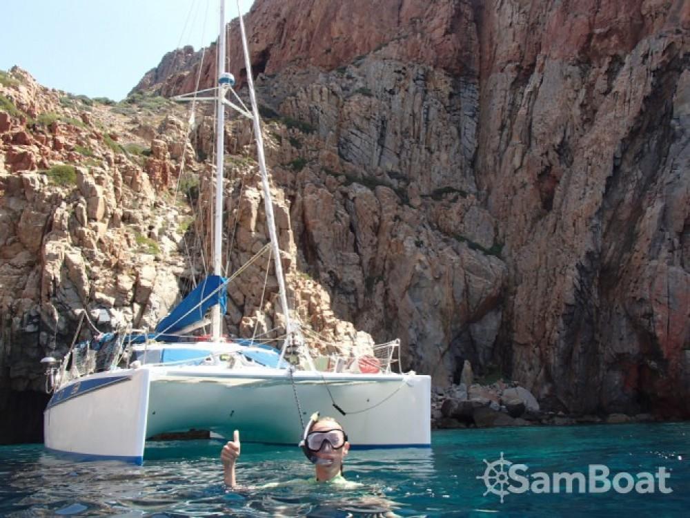 Verhuur Catamaran in Port Charles Ornano - Quality-Marine Passion 38 ''