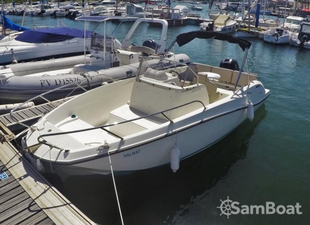 Motorboot te huur in Argelès-sur-Mer voor de beste prijs