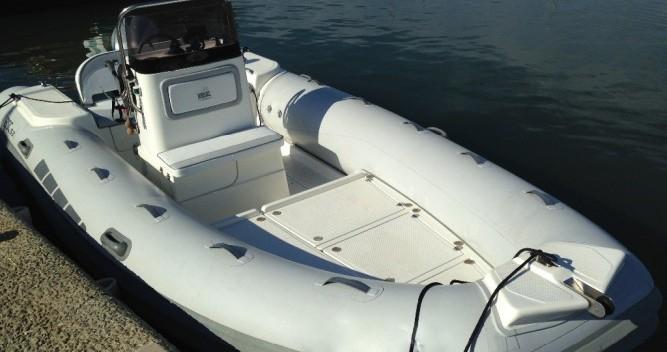 Verhuur Rubberboot in Ajaccio - Bsc BSC 53