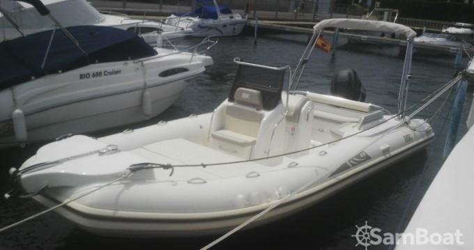 Verhuur Rubberboot in Ajaccio - Bsc BSC 65