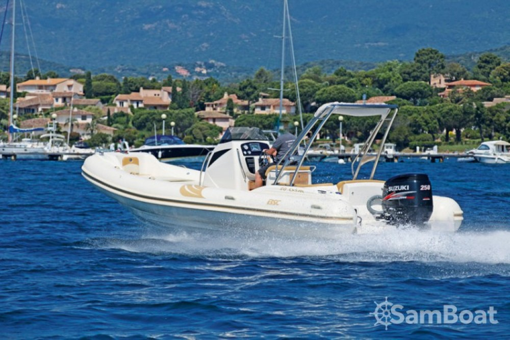 Jachthuur in Ajaccio - Bsc BSC 80 Ocean via SamBoat