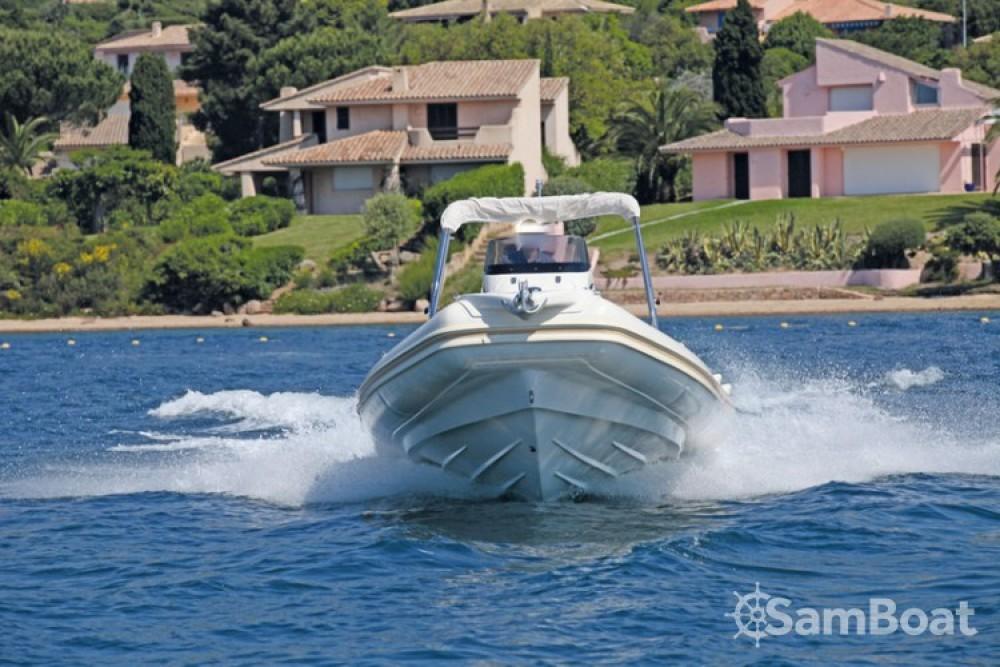 Huur Rubberboot met of zonder schipper Bsc in Ajaccio