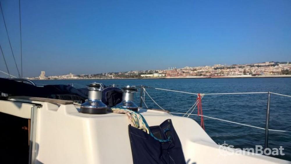 Zeilboot te huur in Lisbonne voor de beste prijs