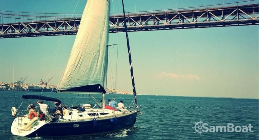 Verhuur Zeilboot in Lisbonne - Jeanneau Sun Odyssey 40