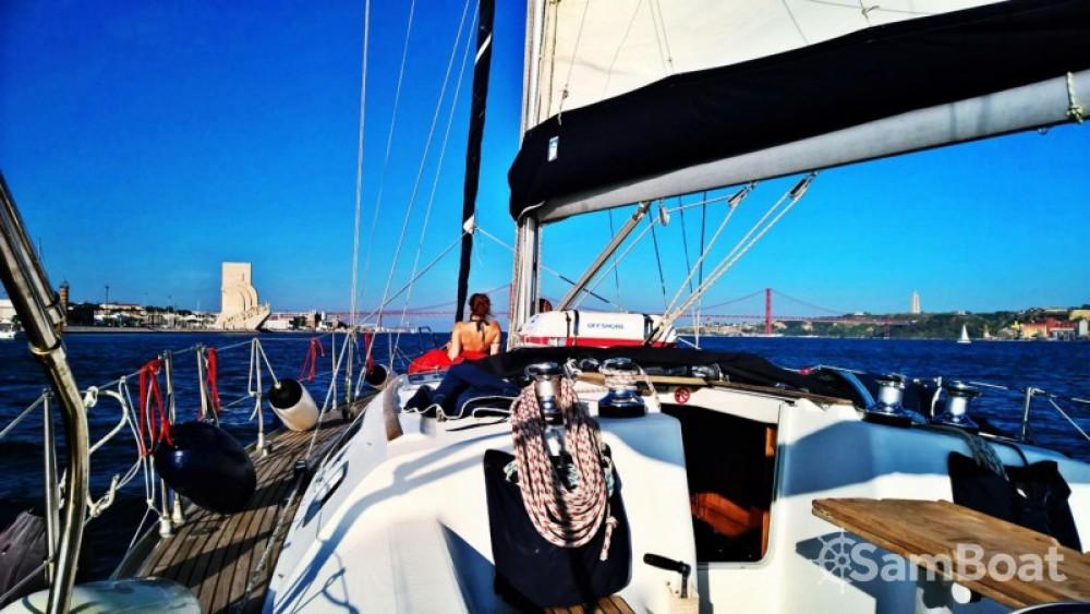 Huur Zeilboot met of zonder schipper Jeanneau in Lisbonne